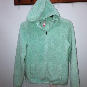 Woman's jacket size medium 7-9 EUC